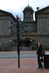 Pioneer Courthouse Square, Portland OR