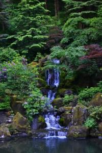 Japanese Garden, Portland OR