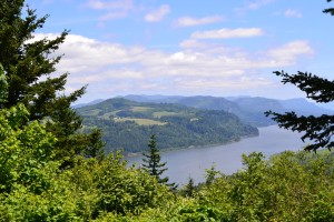 Chanticleer Point, Columbia River Gorge, Oregon