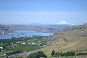 Mount Hood, Columbia River Gorge
