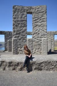 Stonehenge War Memorial, Columbia River Gorge