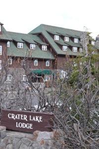 Crate Lake Lodge, Oregon