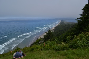 Scenic Overlook, Three Capes Loop, Oregon