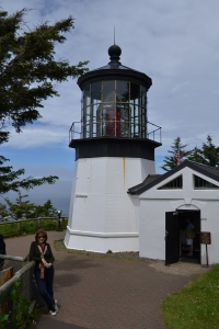 Cape Meares Lighthouse, Three Capes Loop, Oregon