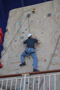 The Rock Climbing Part