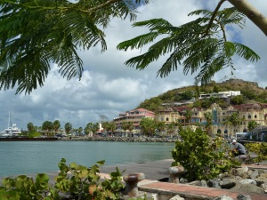 Picturesque Marigot on the French Side