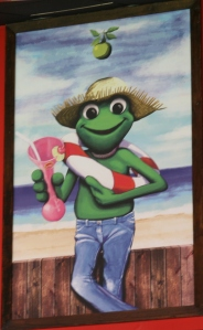 Senor Frog, St Thomas VI