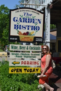 The Garden Bistro, Eureka Springs AR