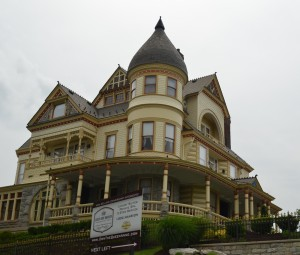 The Queen Anne Mansion, Eureka Springs AR