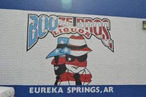Booze Bros Liquor, Eureka Springs AR