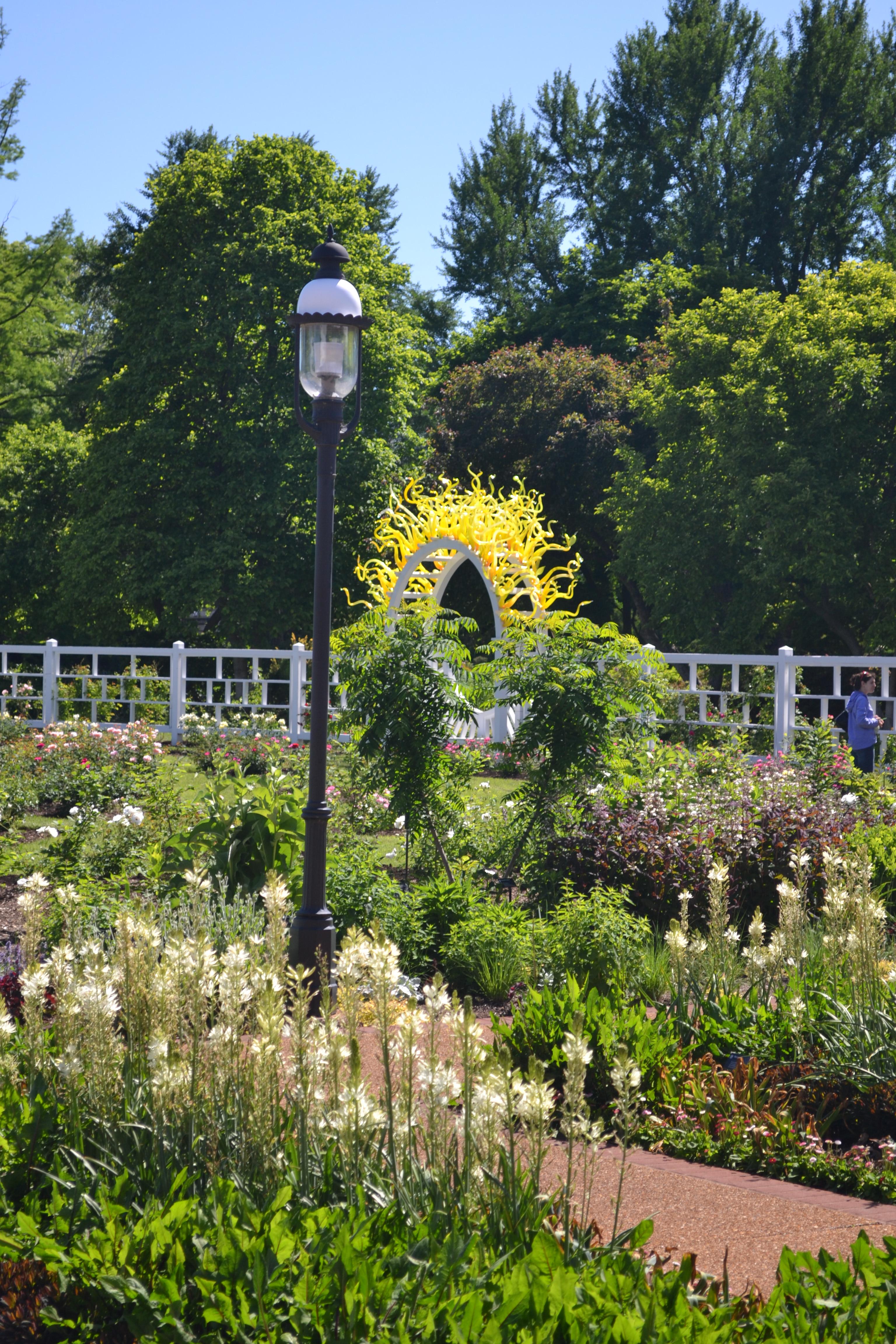 The Missouri Botanical Garden St Louis