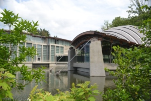 Crystal Bridges Museum of American Art, Bentonville AR