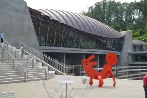 Crystal Bridges Museum of American Art, Bentonville, AR