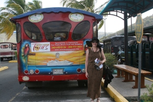 Sunny Liston Tours, St Thomas VI