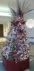 South Texas Christmas Tree, The Witte Museum, San Antonio TX