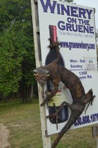 A Gruene Gecko?