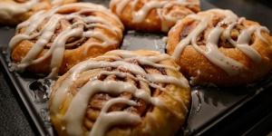 Cinnamon Rolls from Heaven