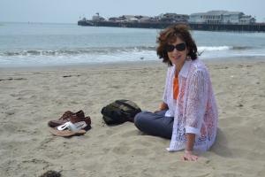 Beachside in Cali