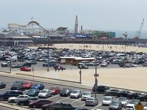 Santa Monica Pier, Santa Monica CA