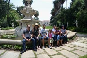 Huntington Library & Gardens, San Marino CA
