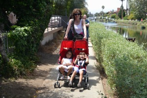 Venice Canals, Venice Beach CA