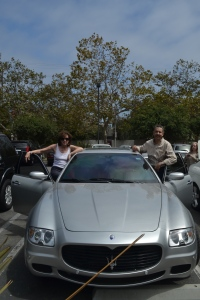 Maserati, Venice Beach, CA