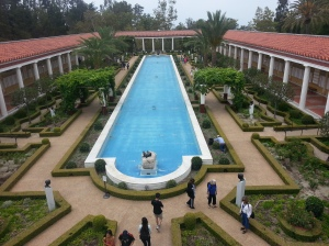 Getty Villa, Malibu CA