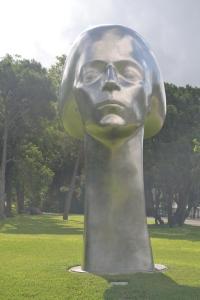 Marion Koogler McNay Sculpture, McNay Art Museum, San Antonio TX