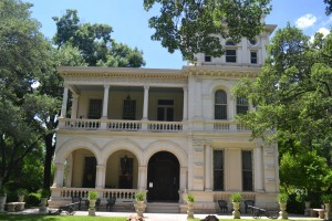 Villa Finale, King William Historical District, San Antonio Texas