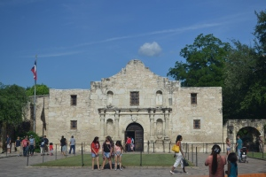 The Alamo, Riverwalk, San Antonio TX