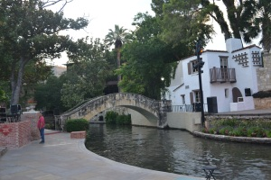 Arneson River Theater, Riverwalk, San Antonio TX