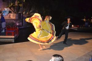 Fiesta Noche del Rio, Arneson Theater, Riverwalk, San Antonio TX