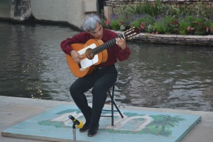 Fiesta Noche del Rio, Arneson River Theater, Riverwalk, San Antonio