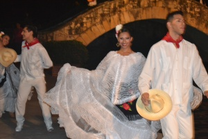 Fiesta Noche del Rio, Arneson River Theater, Riverwalk, San Antonio TX