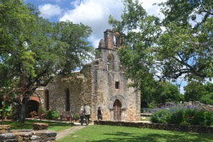 Mission Espada, Mission Trail, San Antonio, TX