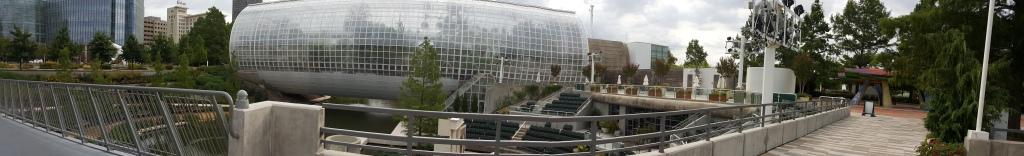 Conservatory, Myriad Botanical Gardens, Oklahoma City OK