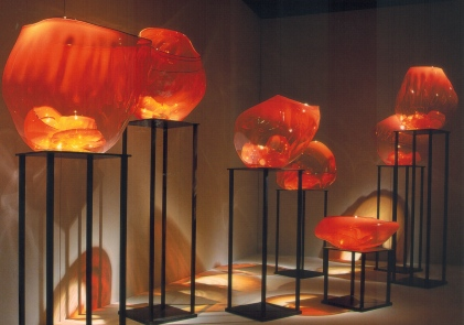 Chihuly Baskets