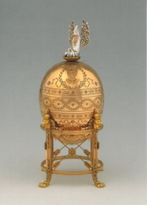 Faberge pelican egg