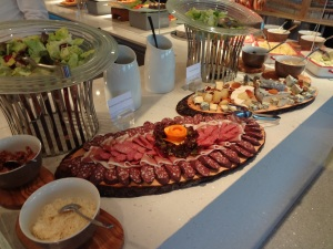 Happy Tummies on Viking River Cruises
