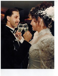 Wedding Toast 25 Years Ago